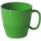 Waca PBT Drikkeflaske 230ml grøn